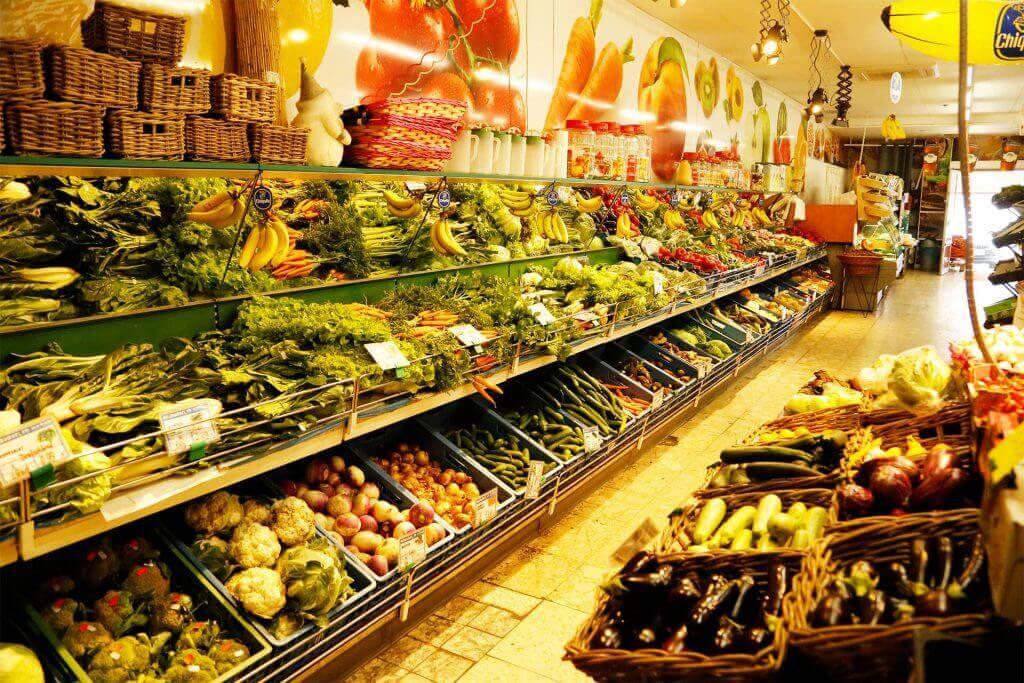 Supermarkt In Der Nähe